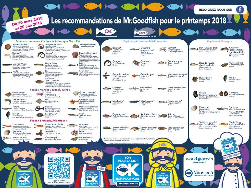 poster Printemps 2018|MrGoodfish